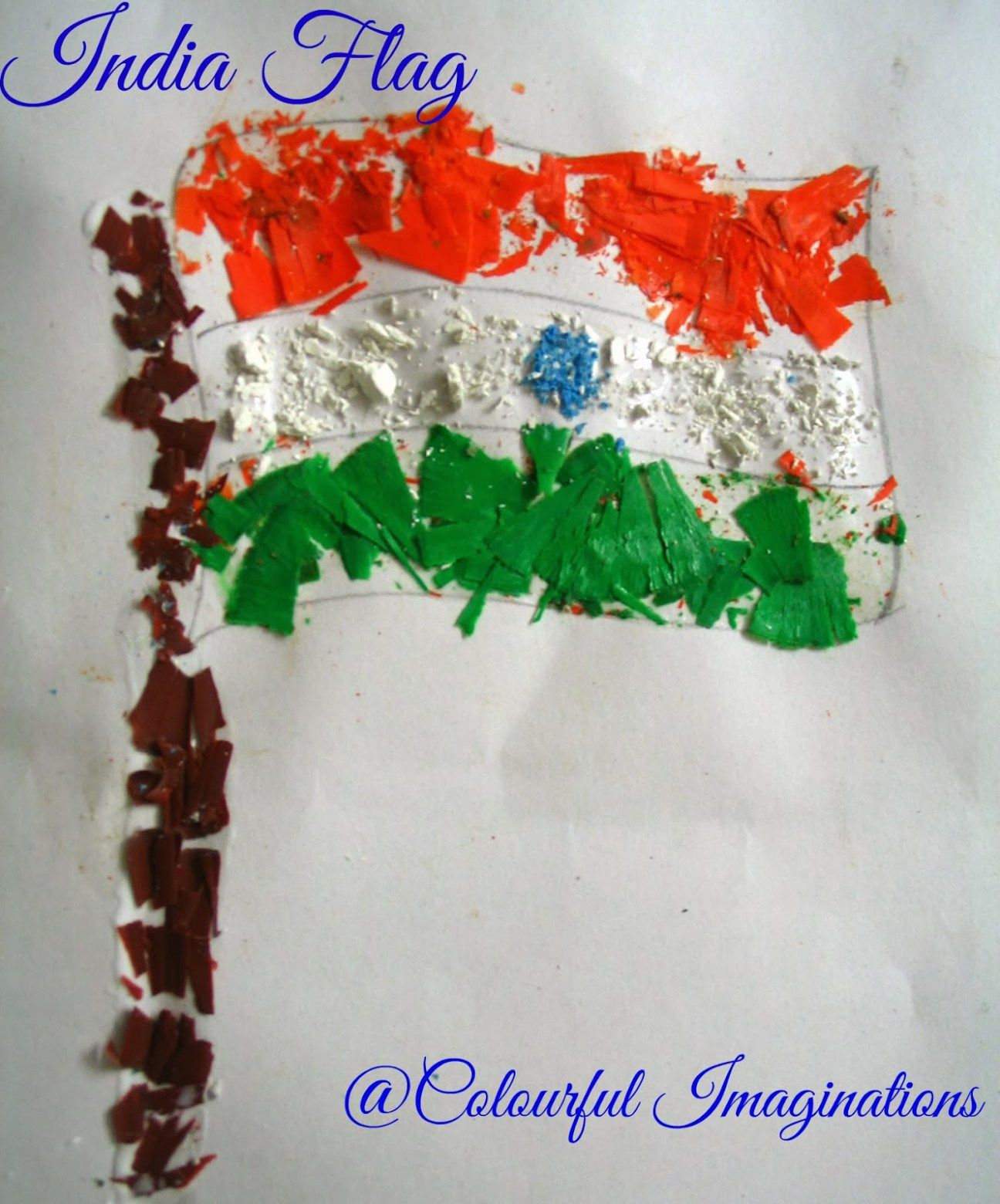 70 India Republic Day Crafts And Activities For Kids Art And Craft