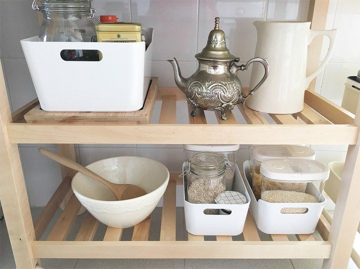 Ikea cocinas no es magia es orden todoenorden ikea ikea - Muebles accesorios cocina ...