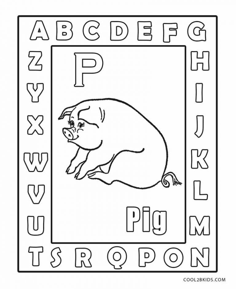 Free Printable Abc Coloring Pages For Kids Cool2bkids Abc Coloring Pages Abc Coloring Coloring Pages