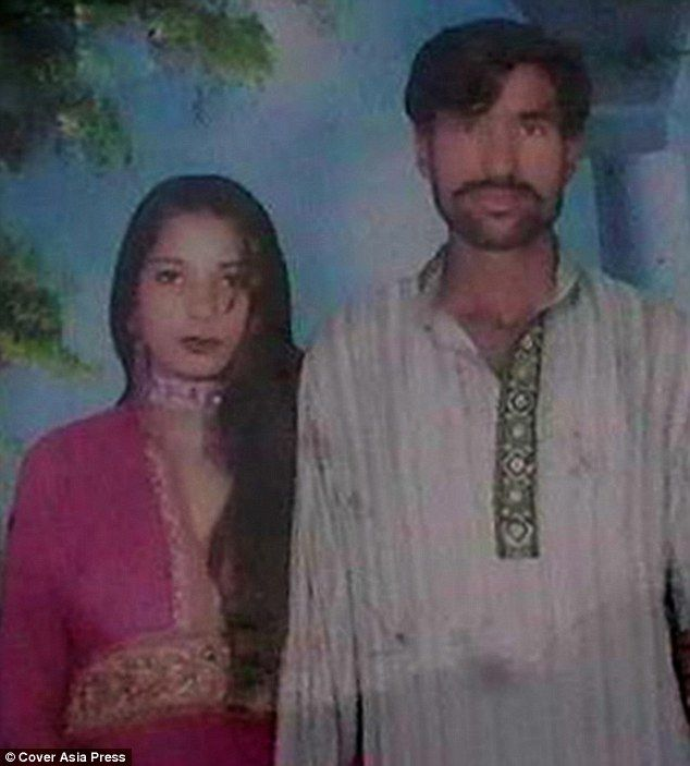 Pakistani Christian couple locked in a factory and beaten to death for throwing out a dead relative's Koran      They were locked in a factory.  A mob then beat them and threw them onto a brick kiln, witnesses said  | Daily Mail Online