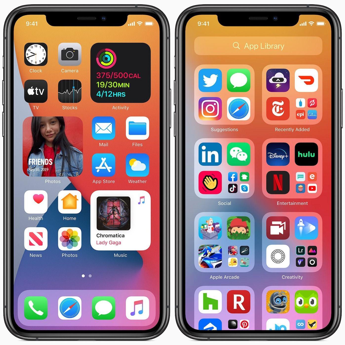 Ios 14 Ipados 14 Liste Des Iphone Et Ipad Compatibles En 2020 Rangement Iphone Application Iphone Iphone