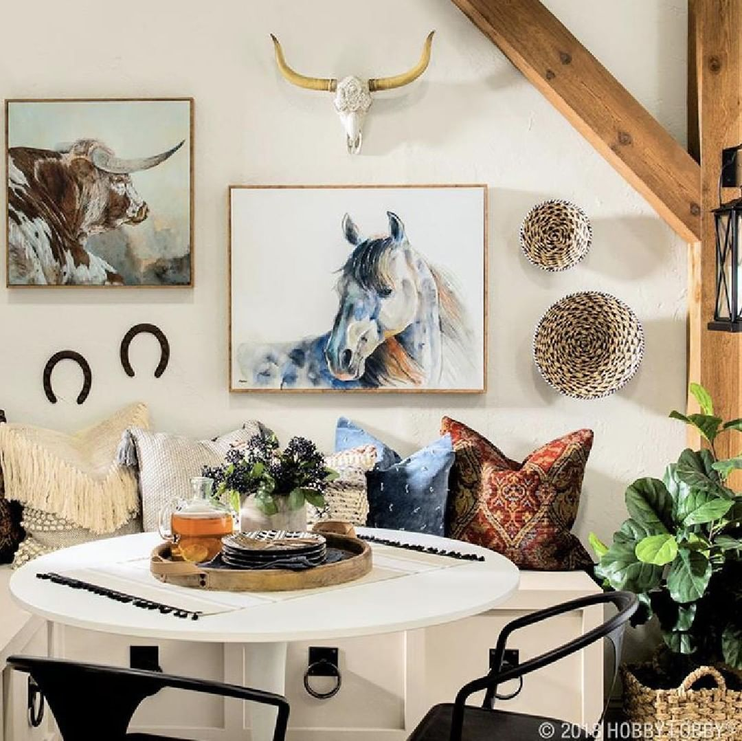 A Western Gallery Wall Western Wall Decor Horses Wall Decor Wall Decor