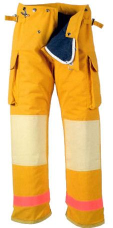 Fireless Pantalon De Bombero Bomberos Pantalones Equipo