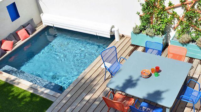 Petite piscine pour petit jardin Petite piscine