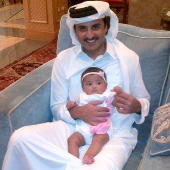 الشيخ تميم بن حمد ال ثاني Qatar S Emir Sheikh Tamim Bin Hamad Al Thani Children Baby Face Griffith Observatory
