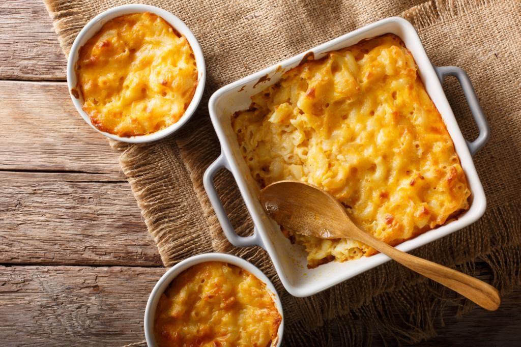 La vraie recette américaine des Mac and Cheese | Gratin ...