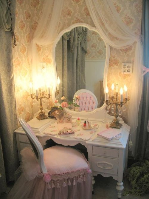 Romantic Decor Cottage Shabby Chic