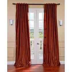 Rusty curtains