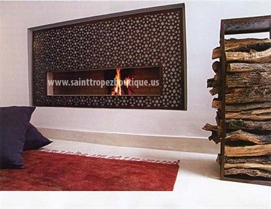Explore Moroccan Design, Fireplace Screens, And More! Ideas