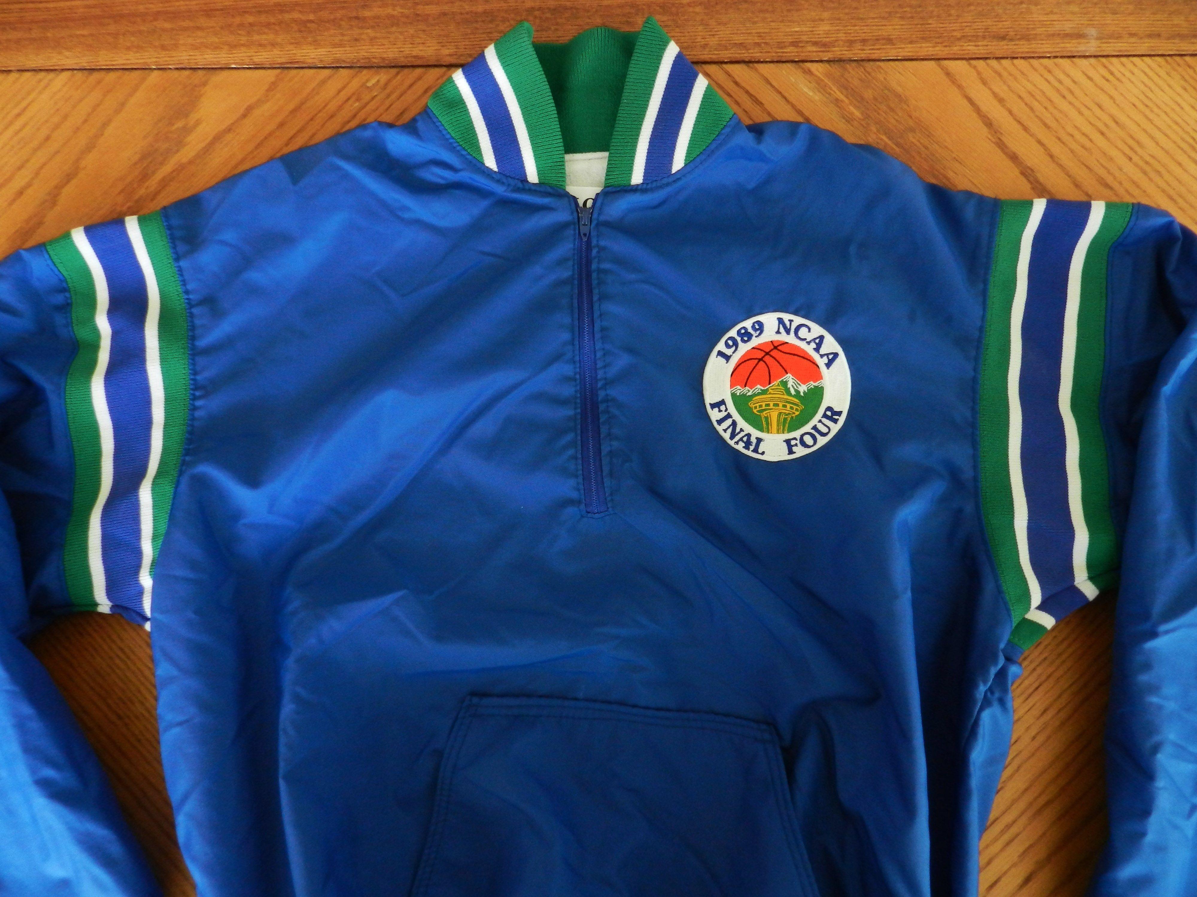 Final Four Seattle Jacket, 1989