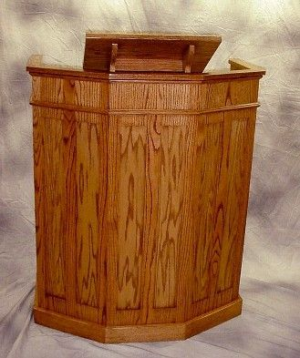 Churchmart Church Furniture Church Chairs Walk In Pulpit Model 218 1 Http Www