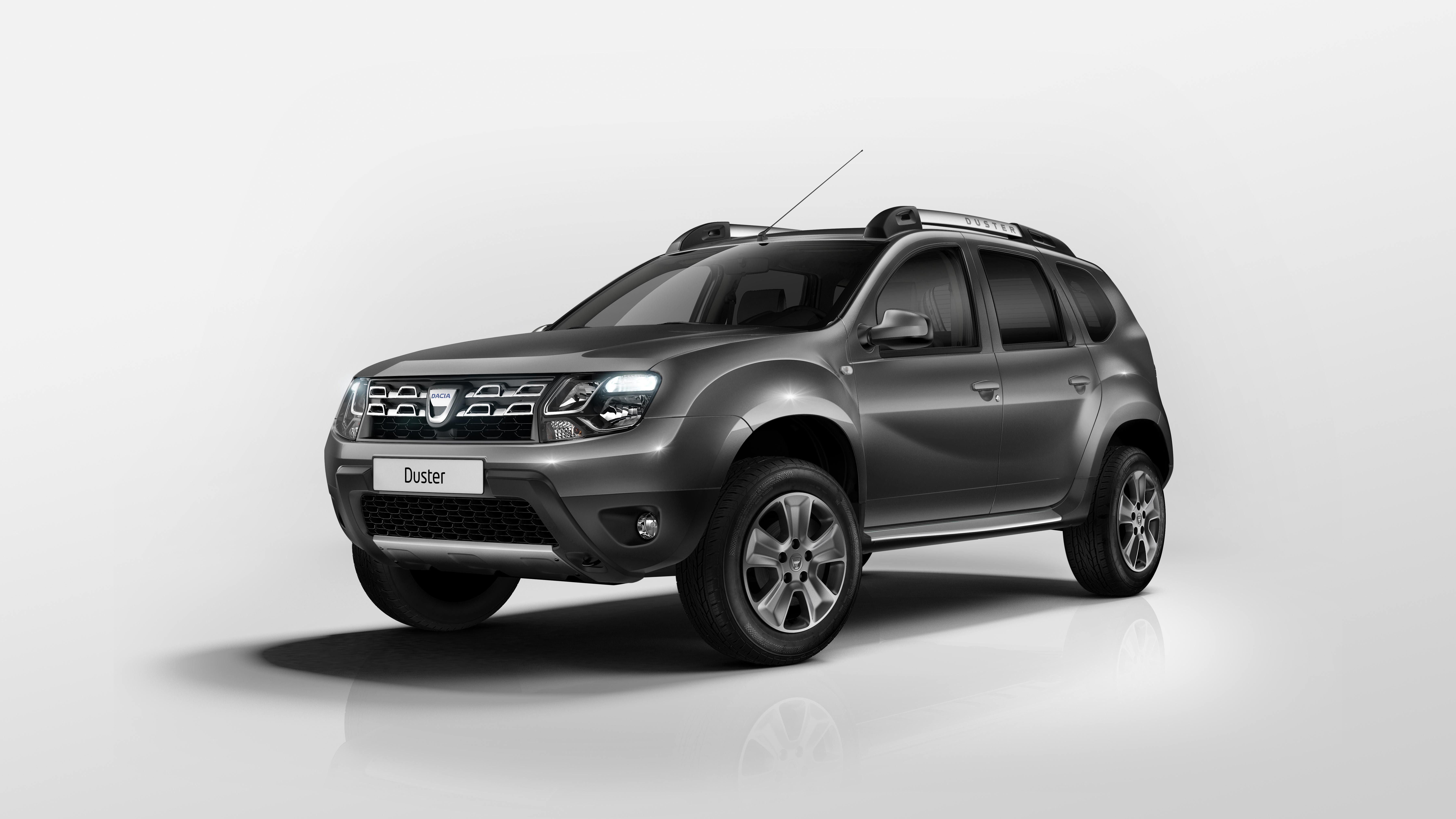 Renault dacia duster facelift has been revealed ahead of frankfurt debut duster facelift has new gront grille and wheels