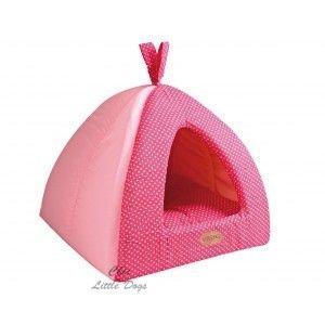 domes tipis lits pour chiot chihuahua petit chien. Black Bedroom Furniture Sets. Home Design Ideas