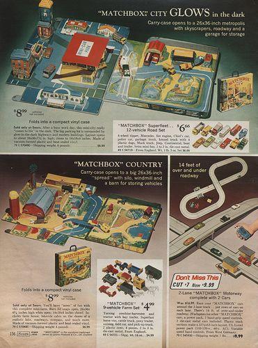 Sears Christmas Catalog 2021 Yahoo Login In 2021 Matchbox Matchbox Cars Christmas Catalogs