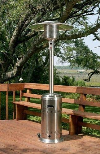 Commercial 46,000 BTU Propane Patio Heater