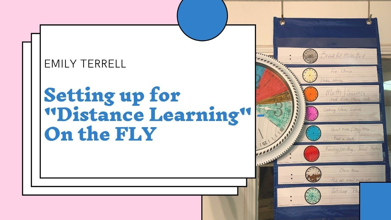 New to Homeschooling How I organized on the fly