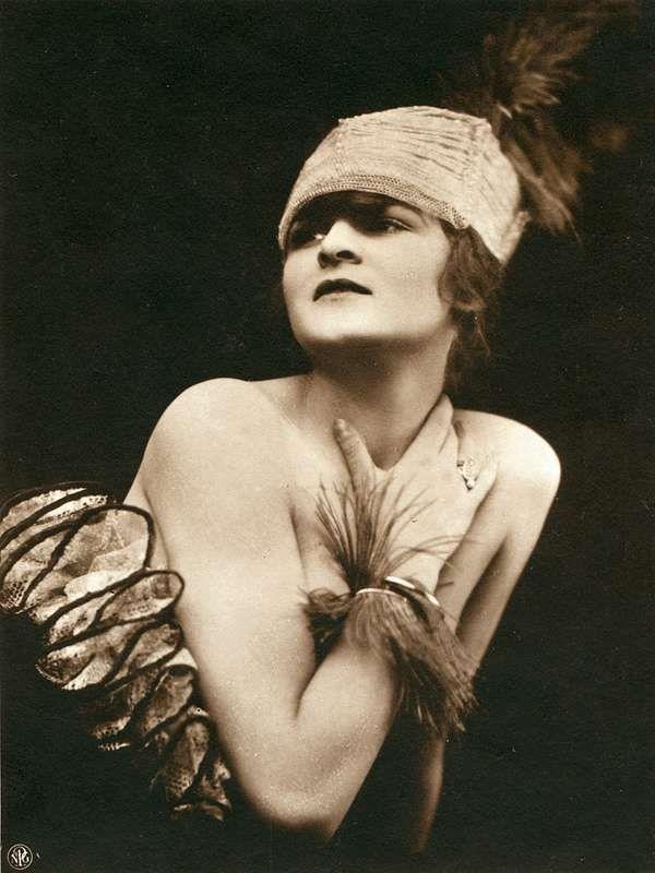 BruceS — nitratediva: Weimar cabaret goddess Anita Berber