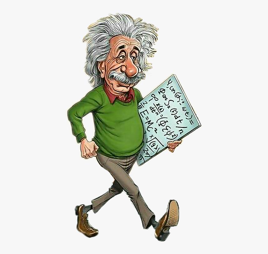Cartoon Albert Einstein Caricature Hd Png Download Is Free Transparent Png Image To Explore More Similar Hd Image On Pngi Caricature Albert Einstein Einstein