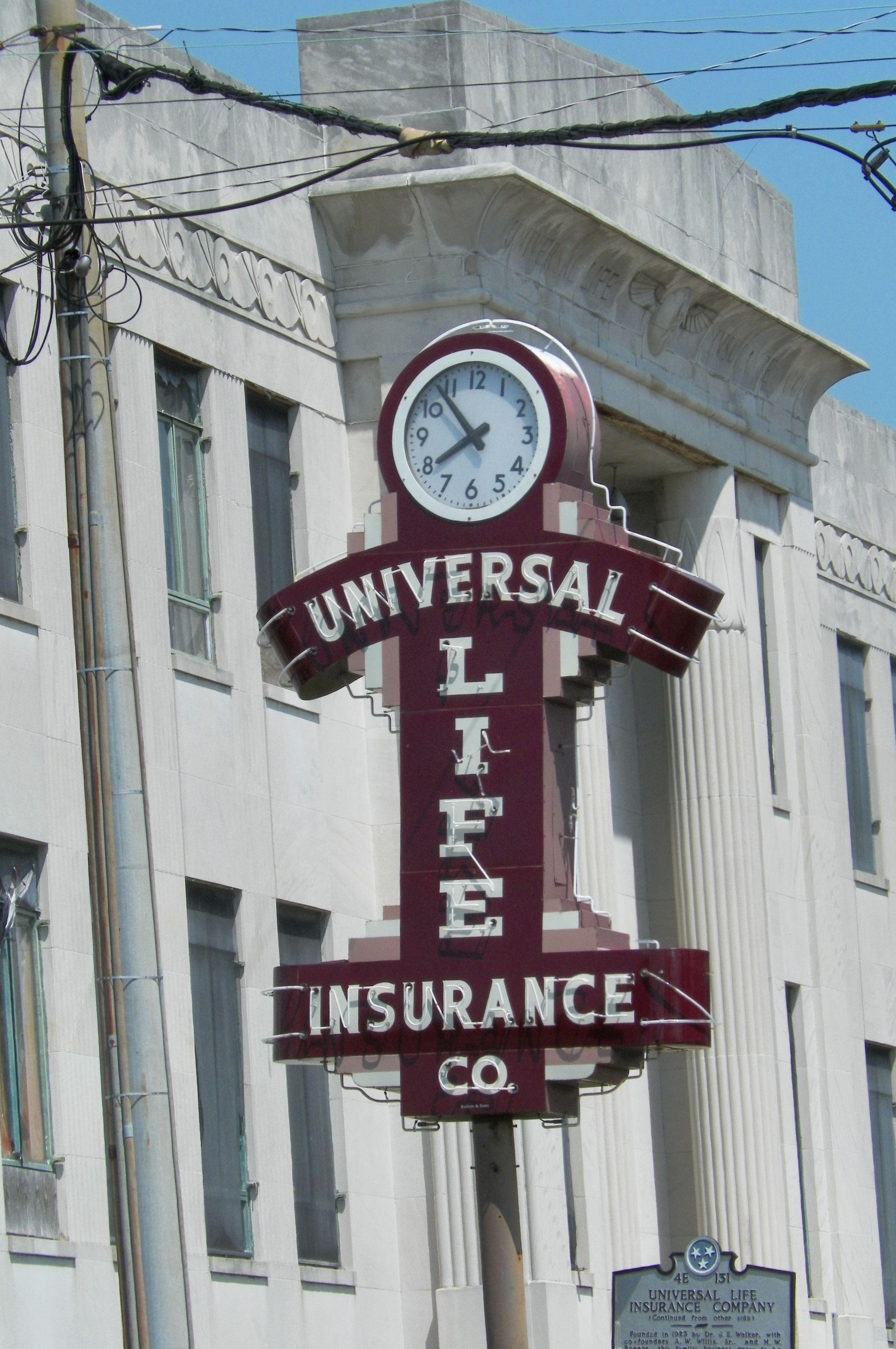 Universal Life Insurance building | Universal life ...