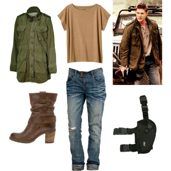 16+ How to dress like dean winchester ideas