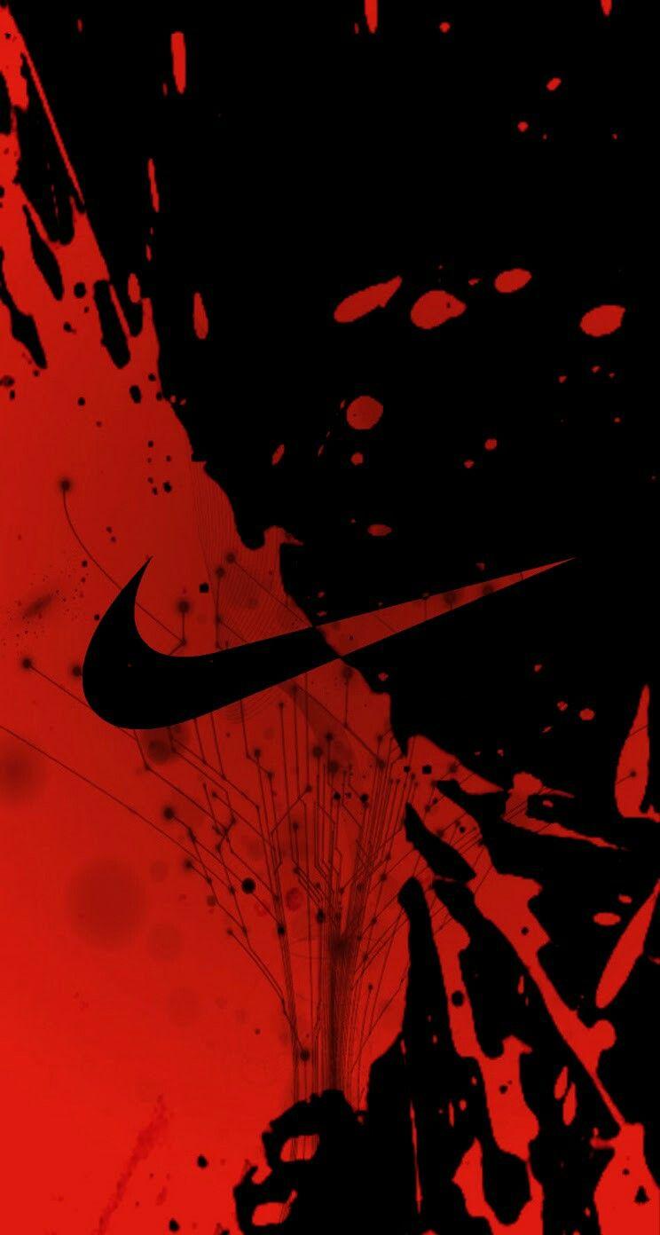 Pin De Cristiamjaaziel En Nike Papel De Empapelar Nike Fondo De