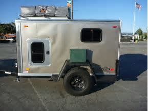 Image Result For 5X10 Cargo Trailer Camper Conversion