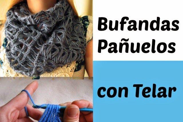Bufanda Arte y Belleza Crochet - Patrones Crochet