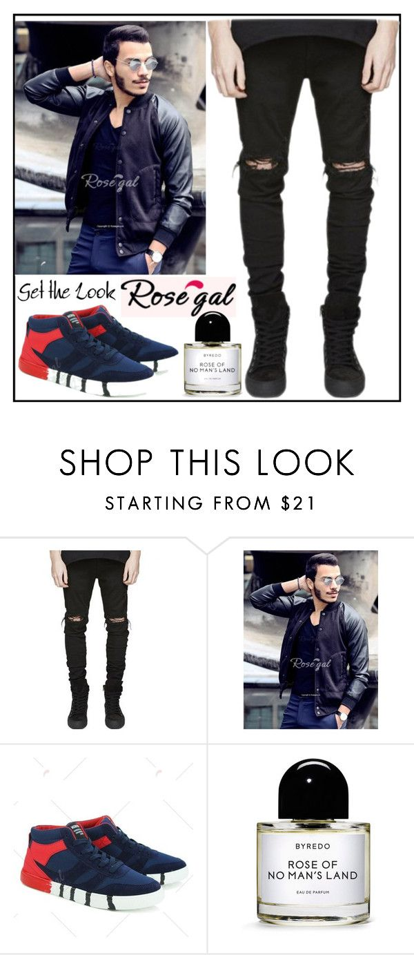 """""""Rosegal 46."""" by b-necka ❤ liked on Polyvore featuring Byredo and rosegal"""