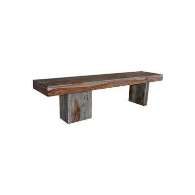 Coast to Coast Imports LLC Wooden Bench