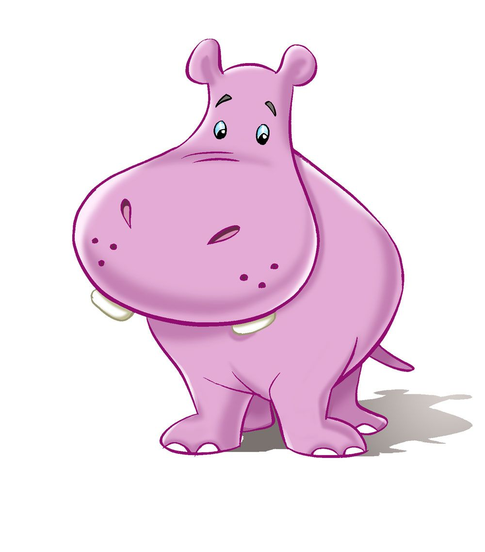 Hippo Cartoon Images Google Search Hipopotamos Dibujo Dibujos