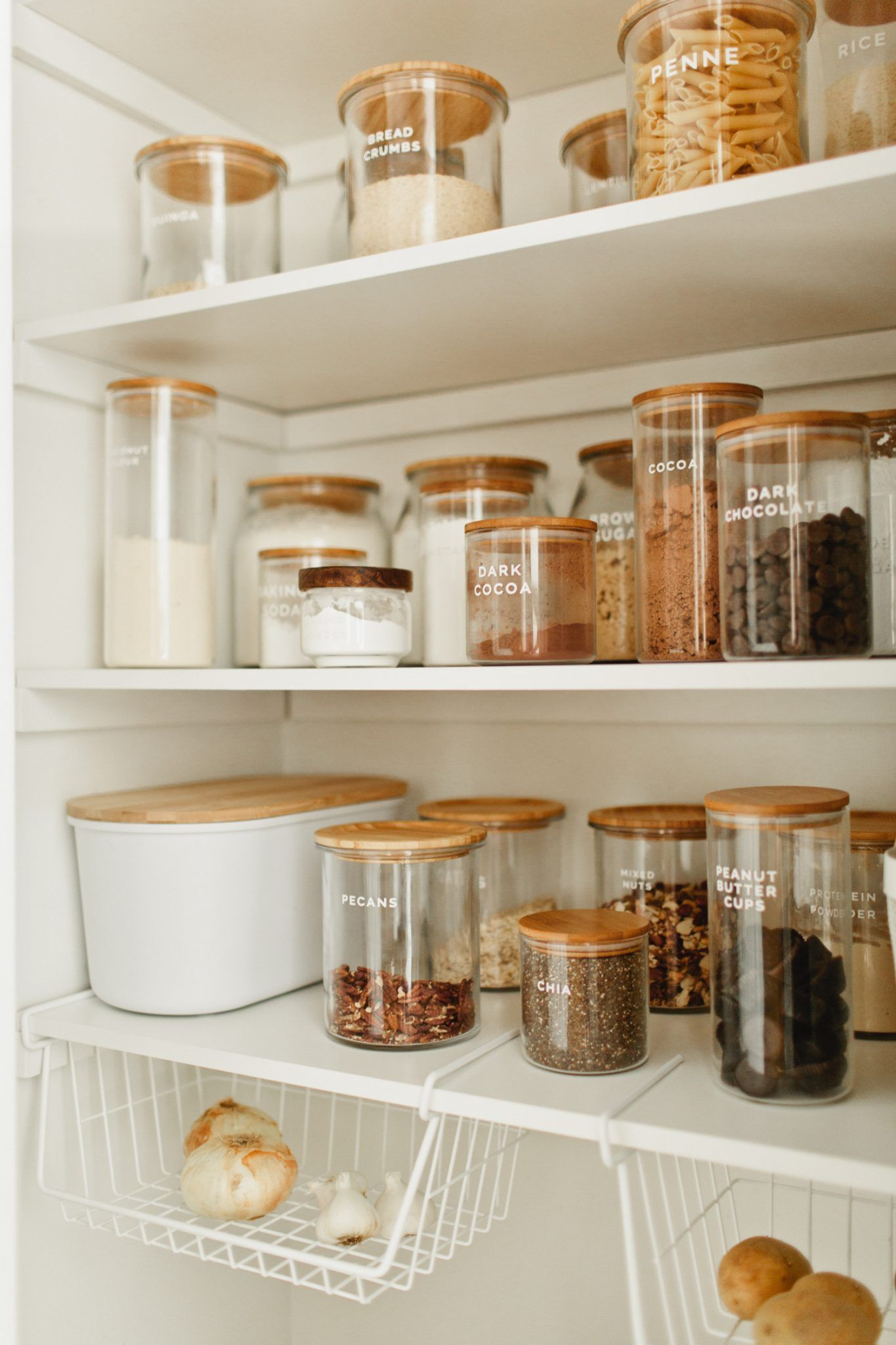 5 Simple Steps to Small Pantry Organization