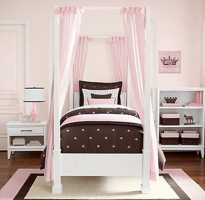 Colors: Thinking Brown And Pink, But Would Like Brown Walls. Brown  BedroomsBedroom Decorating IdeasBedroom ...