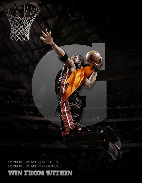 Gatorade Brand on Advertising Served | Sports advertising ...