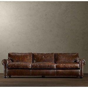 Lancaster Sofa In Brompton Cocoa