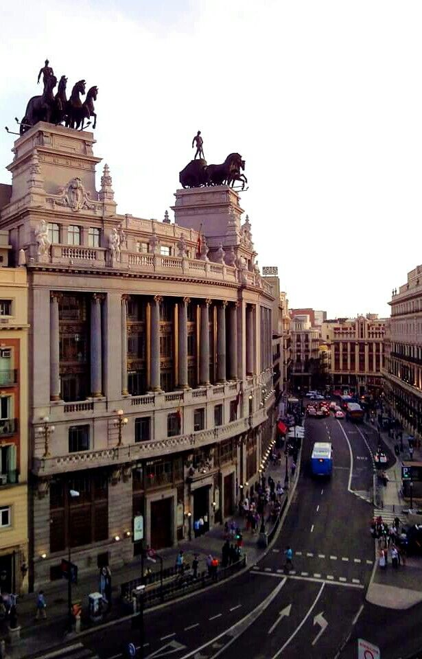 Conserjería De Medio Ambiente Calle Del Alcalá 16 Madrid España Madrid España Comunidad De Madrid Imagenes De Madrid
