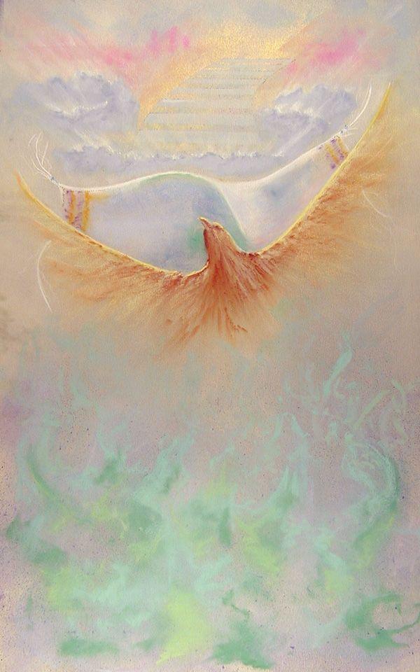 Prophetic Artwork | Holy spirit art, Prophetic art, Prophetic art holy spirit