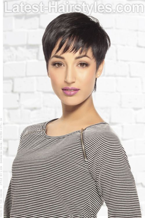 15 Must Have Hairdos For Short Hair Short Hairstyles Fine Short Hair Styles Short Hair Fringe
