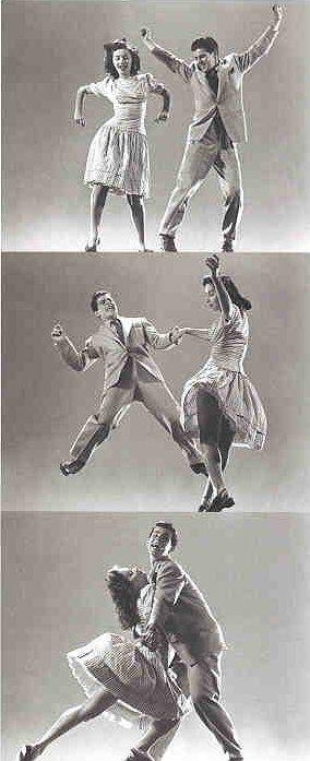 Origine des danses jazz swing danses et modes danse - Musique danse de salon gratuite ...