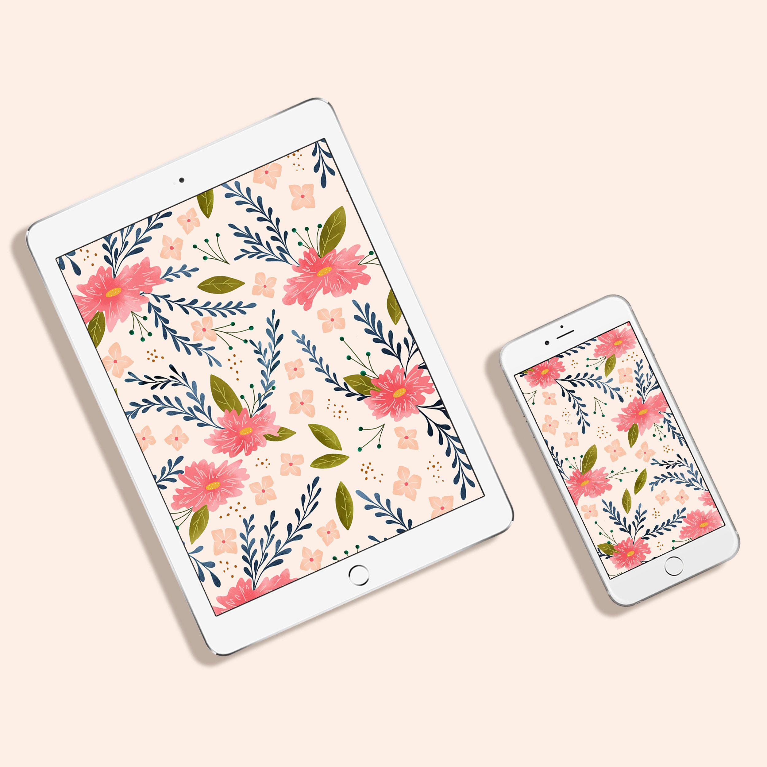 Bloom Desktop Phone And Tablet Wallpaper Tablet Wallpaper Wallpaper Bloom