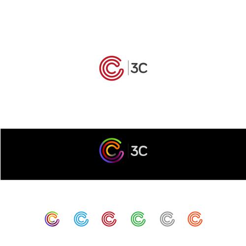 Logo For 3c Hyper Convergence Computing Technology Logo Design Contest Ad Design Ad Logo Contest C Logo Design Contest Logo Design Technology Logo