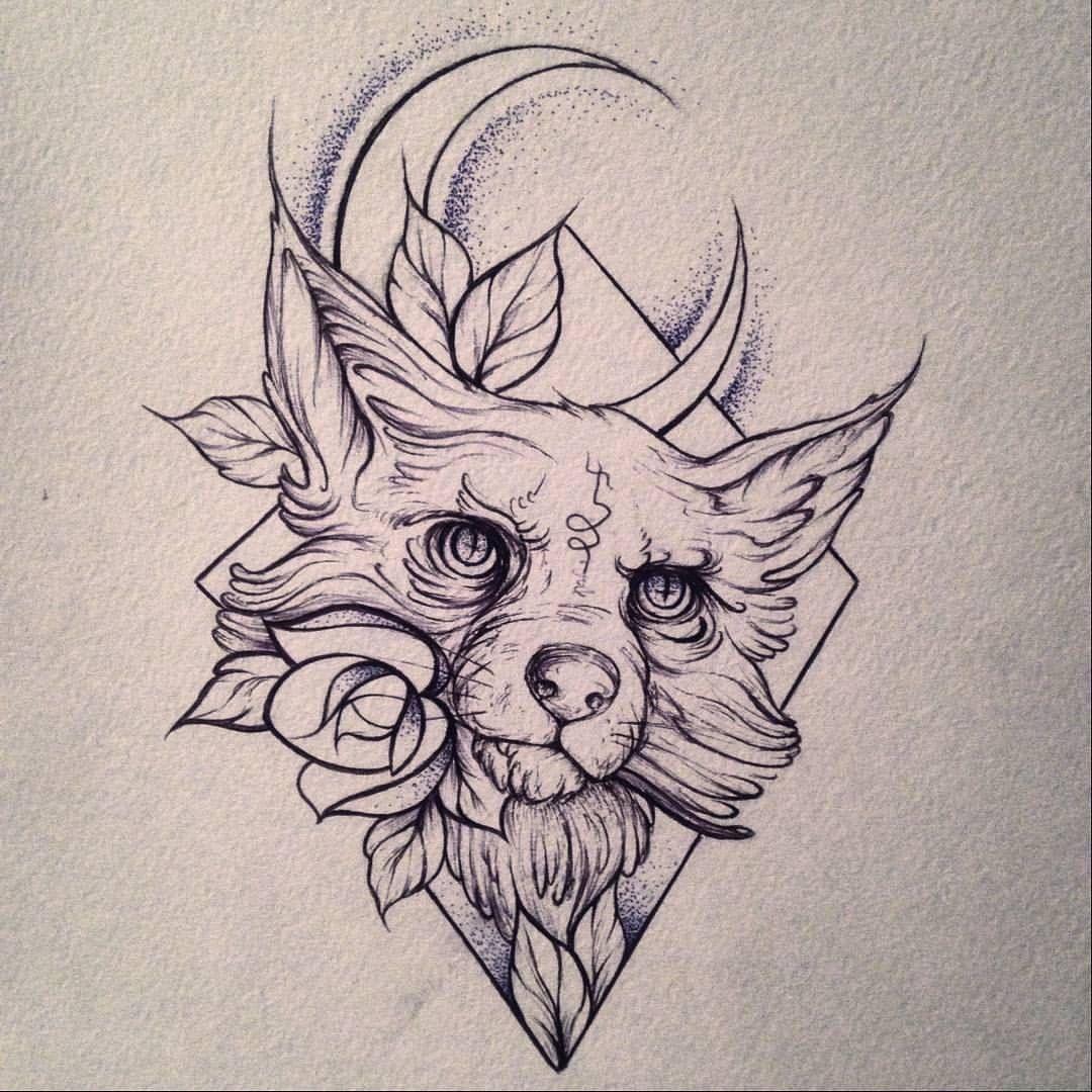 Tattoos, Tattoo Sketches