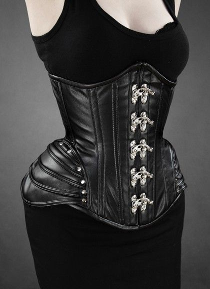 10bc391ed88 ... underbust corset from Restyle. Perfect for goth