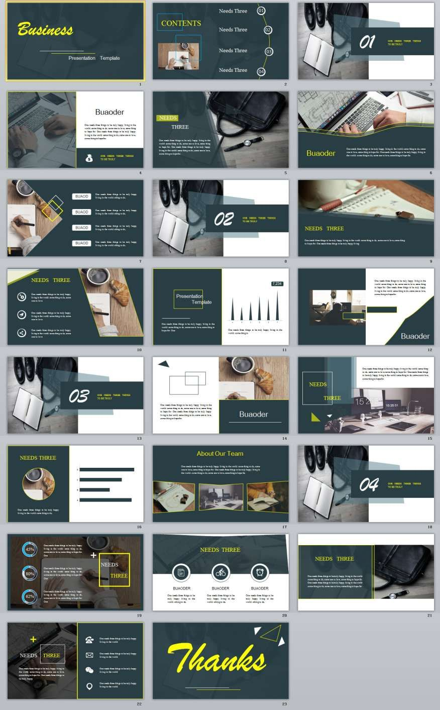 23 Simple Business Powerpoint Templates Powerpoint Design