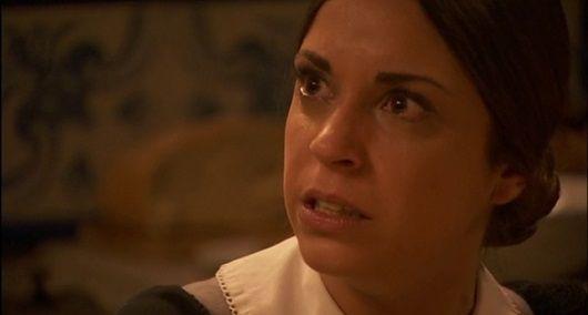 Il Segreto: Il Segreto: Francisca schiaffeggia Mariana, rea di...