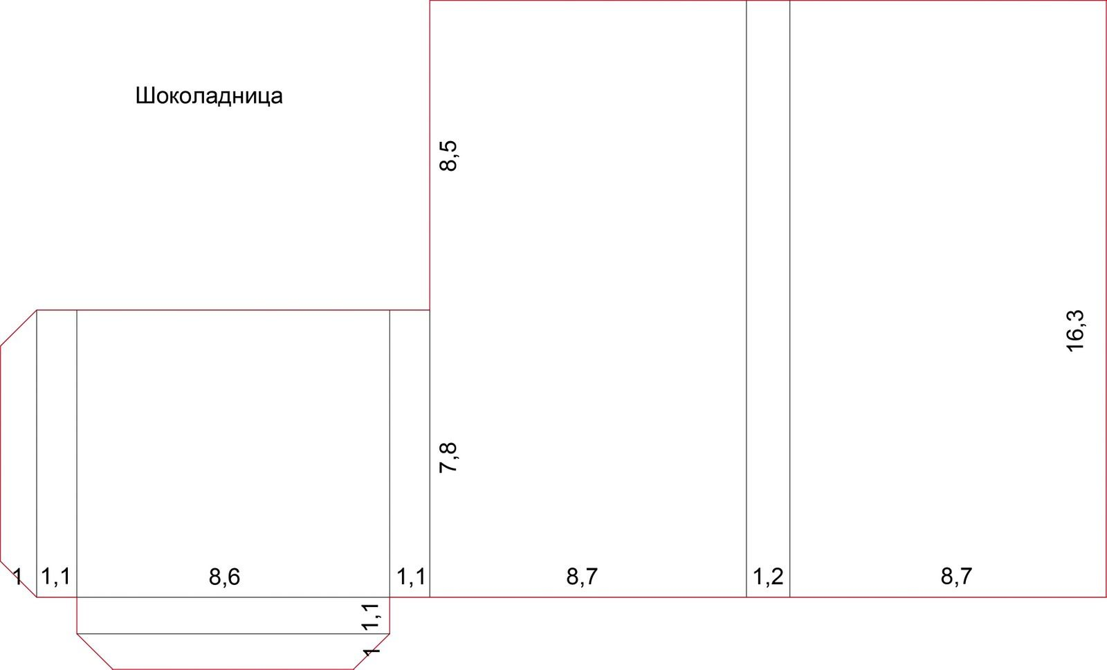 Размеры открыток скрапбукинг