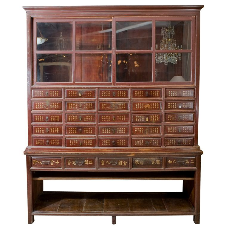 antique apothecary and general store cabinets with lots of drawers - Apothecary Cabinet Apothecary Cabinet, Apothecaries And Furniture