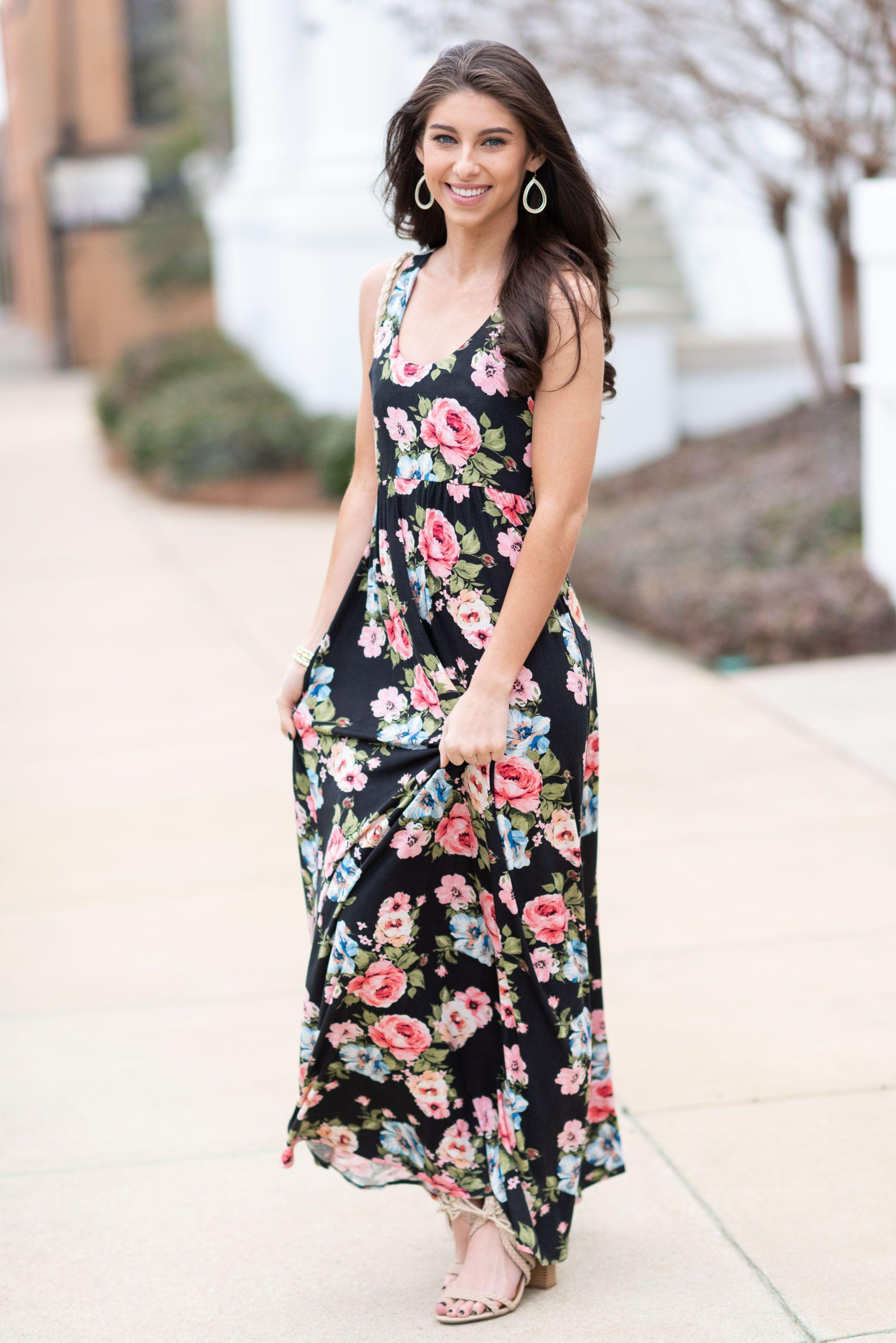 Let S Be Happy Maxi Dress Black Maxi Dress Dresses Classic Black Dress [ 2997 x 2000 Pixel ]