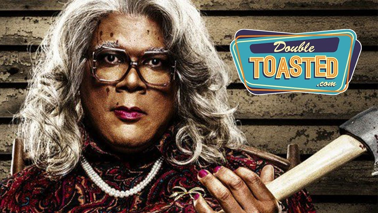 TYLER PERRY'S BOO 2! A MADEA HALLOWEEN MOVIE REVIEW Double