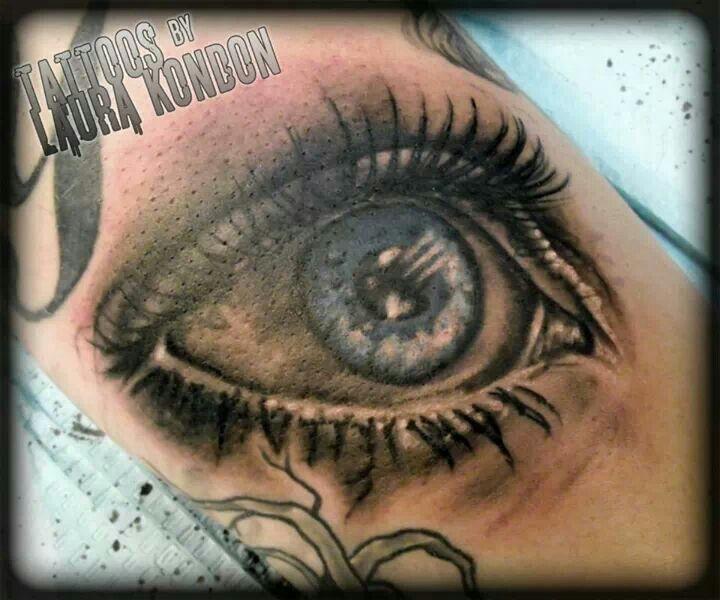 Laura Black Firefly Tattoo: Laura Kondon Tattoos Black And Gray+Color