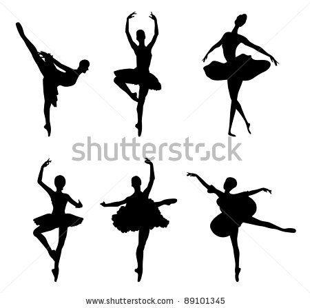 dancer silhouette - Google Search
